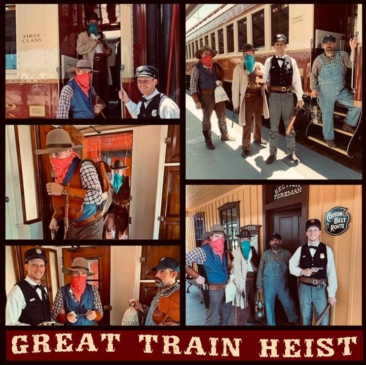 Great Train Heist