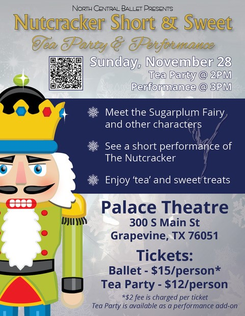Nutcracker Short and Sweet at the Palace Theatre